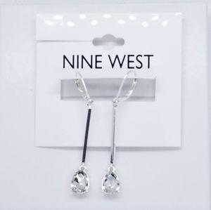 Nine West Tear Drop Earrings